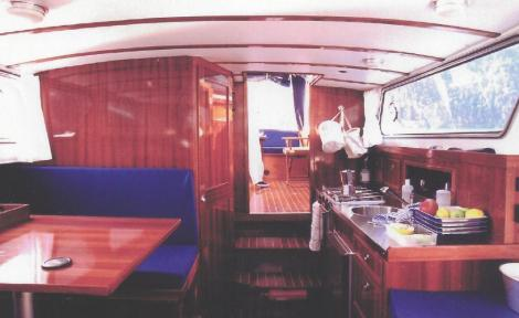 Fairline Olympia