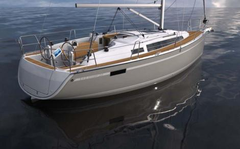 Bavaria 34 Cruiser - 3 Kahytter - Blue Edition