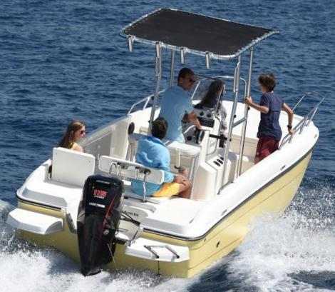 Bayliner CC7 / 115 PS