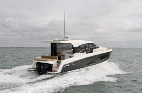<b>Parker 110 Monaco by Inter Yacht West</b>