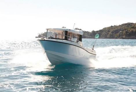 Quicksilver Captur 675 Pilothouse / Nuova