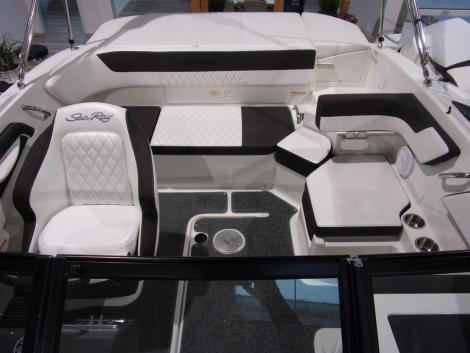Sea Ray 190 SPXE -50 Jahre Boote Pfister Edition