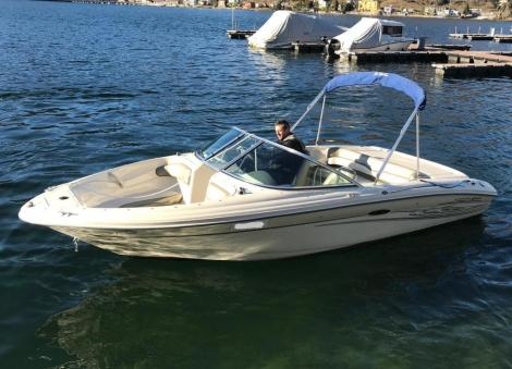 Sea Ray 185 SP / Occasione