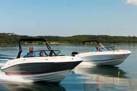 Bayliner VR6 Open Bowrider + 175 PS
