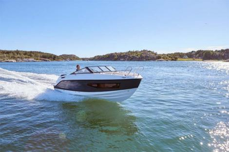 Quicksilver (Brunswick Marine) Activ 755 Cruiser / DEMO