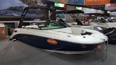 Sea Ray SDX 250 US