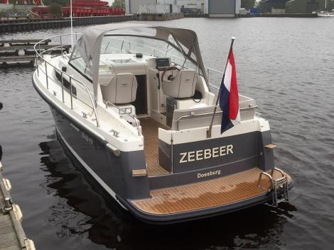 Interboat InterCruiser 31 Kajütboot
