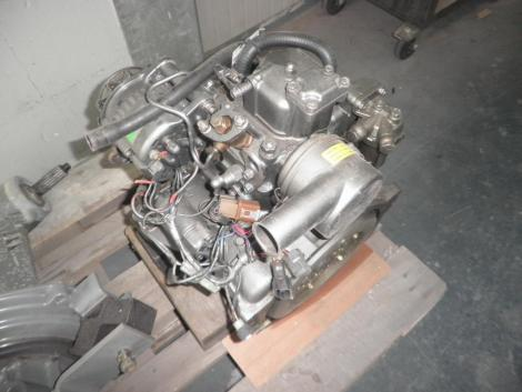 Yanmar 1GM10CR