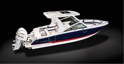 Chaparral 300 OSX