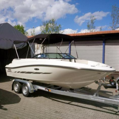 Sea Ray 190 Sport  Trailer Pack %