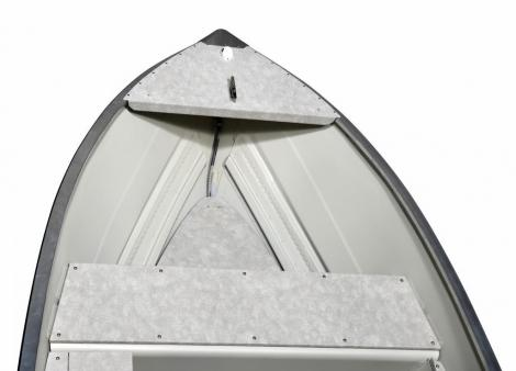 Z-BOATS Alu 500 Fish, Angel, Fischerboot