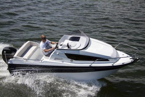 Aqua Royal 550 Cruiser +15ps