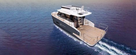 Cobra Yachts Futura 40 Horizon Limited Edition