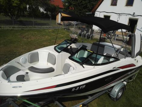 Sea Ray 185 Sport, wie 190er