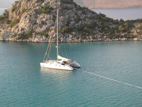 Outremer 45