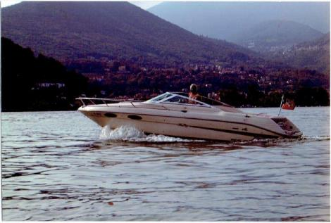 Sea Ray 220 de Lux