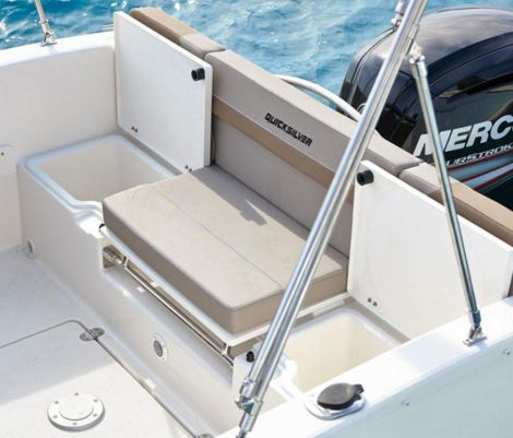 Quicksilver 505 CABIN