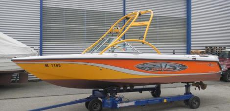 Correct Craft Supert sport 210 TE