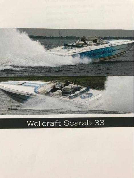 Scarab Wellcraft