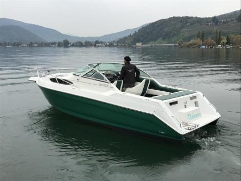 Regal 2225 Valianti Cruiser