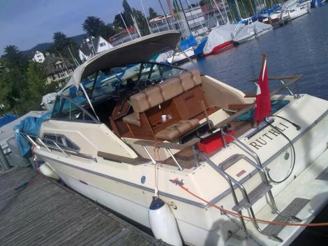 SEA RAY SRV 260 SUNDANCER