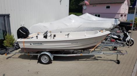Quicksilver 440 Fish