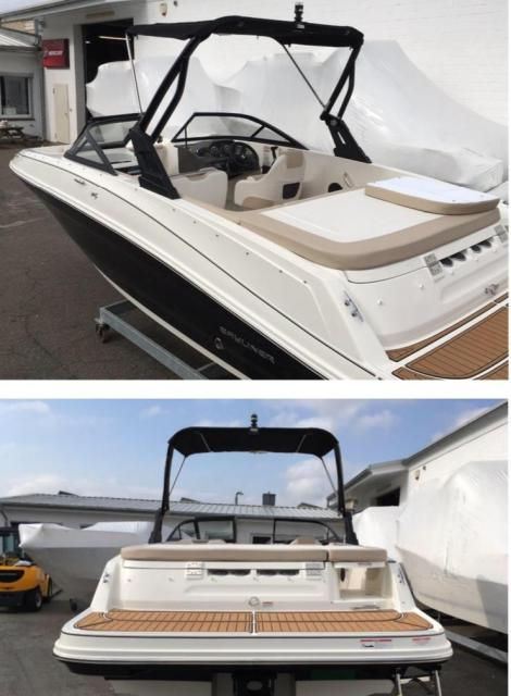 Bayliner VR5, Open Innenborder Version (neu)