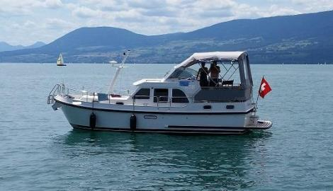 Linssen Grand Sturdy 290 AC