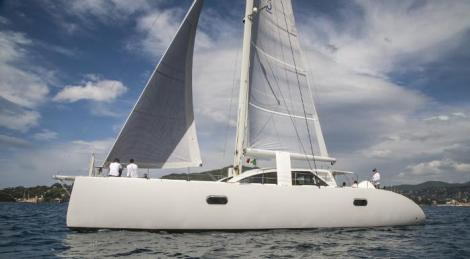 ICE Yachts Ice Cat 61