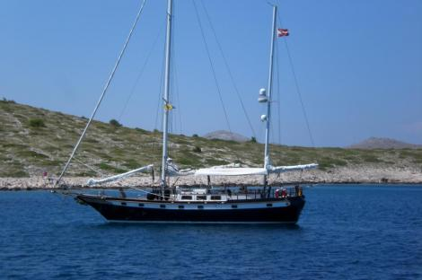Formosa 47 Ketch