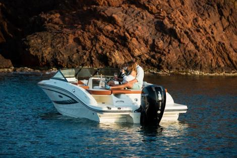 Sea Ray 19 SPX Outboard 150 PS