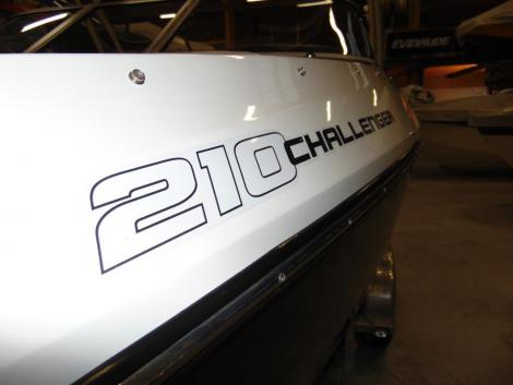 Sea-Doo Challenger 210 SE - 430HP