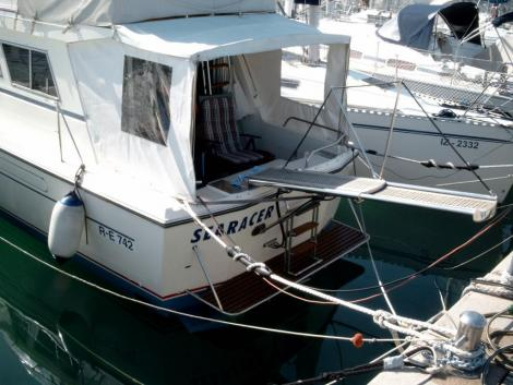 Marine Projects princess 33 fly