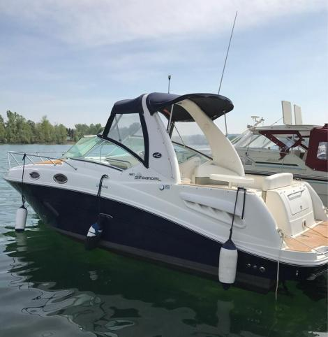 Sea Ray sundancer 260 DA