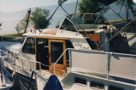 Thermo Yacht AFM Standaard Flybridge