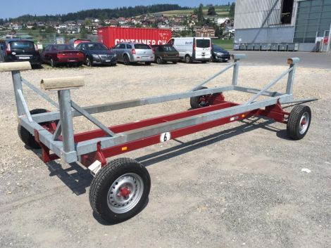 Harbeck Lagertrailer