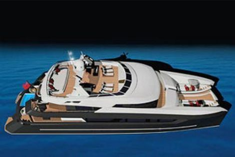 Sunreef 40m Sunreef Power Superyacht