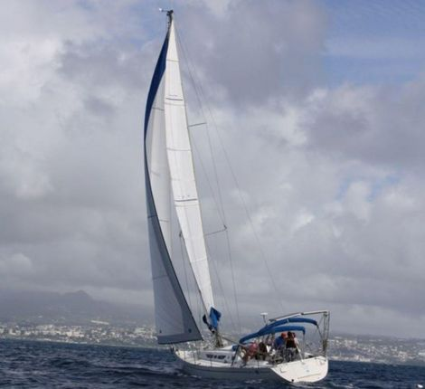 Dufour GIB SEA 414