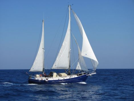 Colin Archer Rajo Sailor 37 Ketch