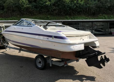 Chris Craft Concept Cuddy