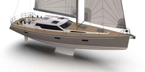 CR Yachts 490 DS