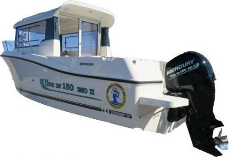Quicksilver (Brunswick Marine) Captur 675 Pilothouse