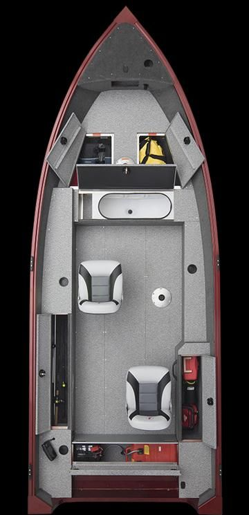 Aluma Craft Alumacraft Escape 165/145 TL