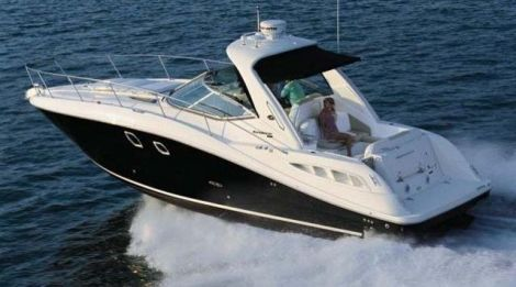 Sea Ray 350 DA Sundancer