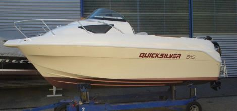 Quicksilver 510 Cruiser