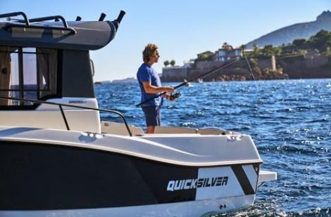 Quicksilver Captur 755 Pilothouse Explorer / Nuova