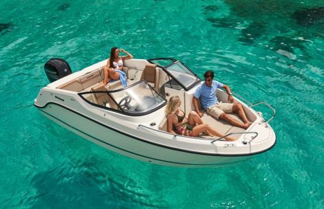 Quicksilver ACTIV 605 Bow Rider Mercury 150CV