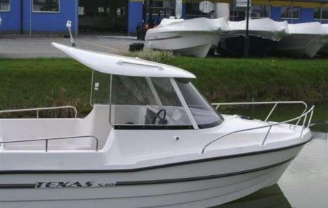Z-BOATS Motorboot Texas 540