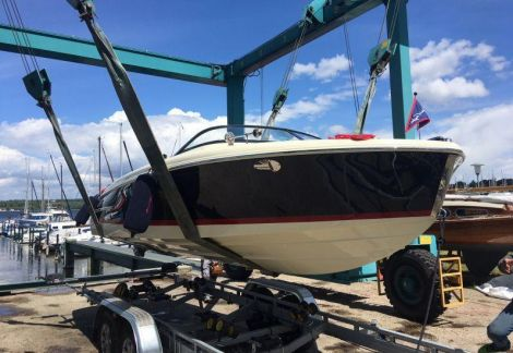 Chris Craft 21 Capri