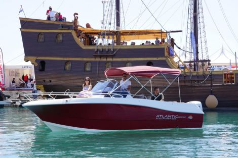 Atlantic Marine Sun Cruiser 690